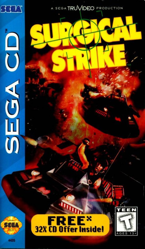 Surgical Strike (US Import)