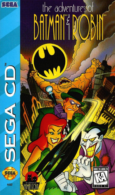The Adventures of Batman & Robin (US Import)