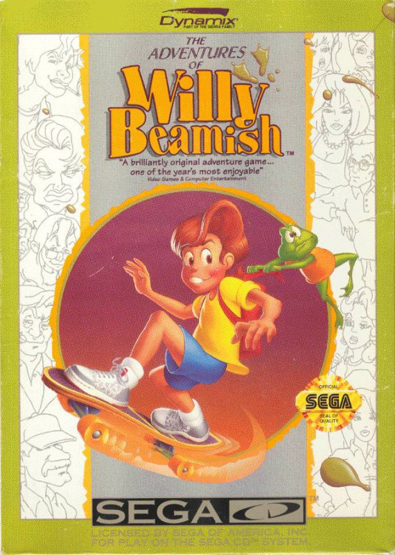 Willy Beamish (US Import)