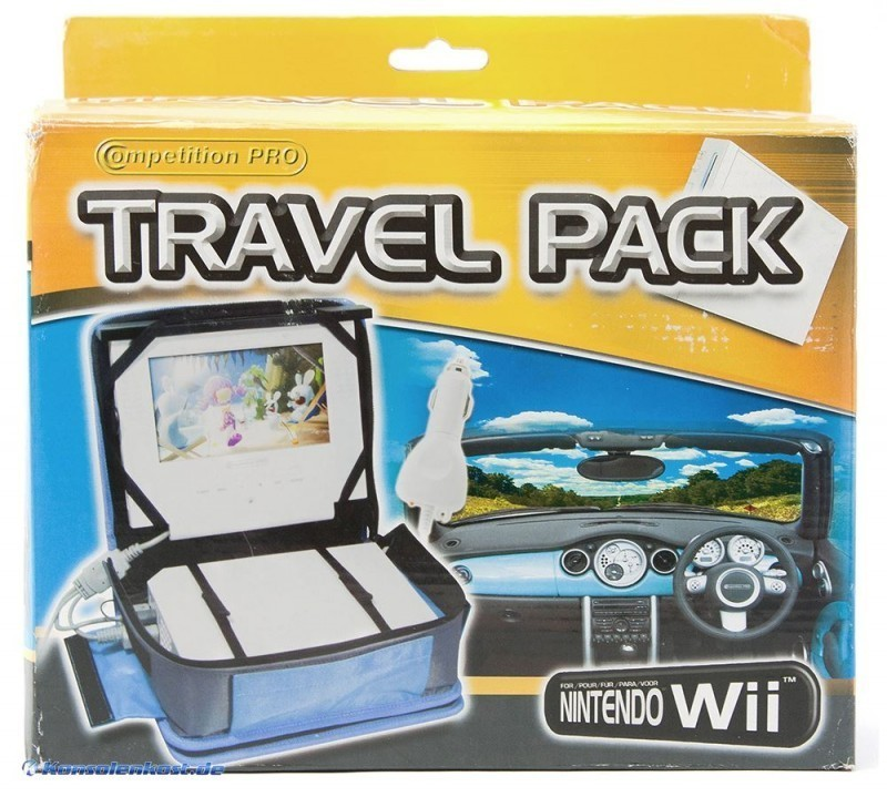 wii portable tft colour monitor lcd screen. Black Bedroom Furniture Sets. Home Design Ideas