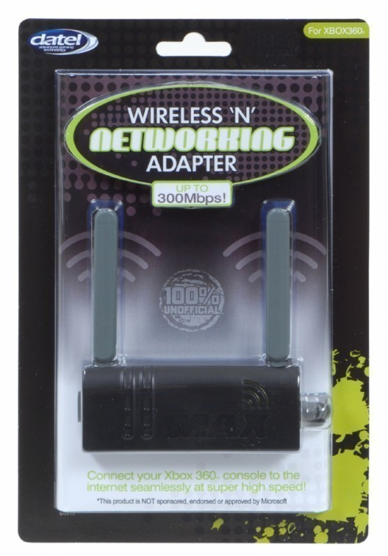 Wireless N' NetworkingAdapter (bis 300 mps) (DATEL)