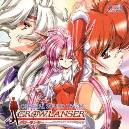 Crowlanser: Original Sound Tracks