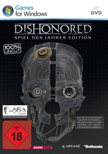Dishonored - Game of the Year