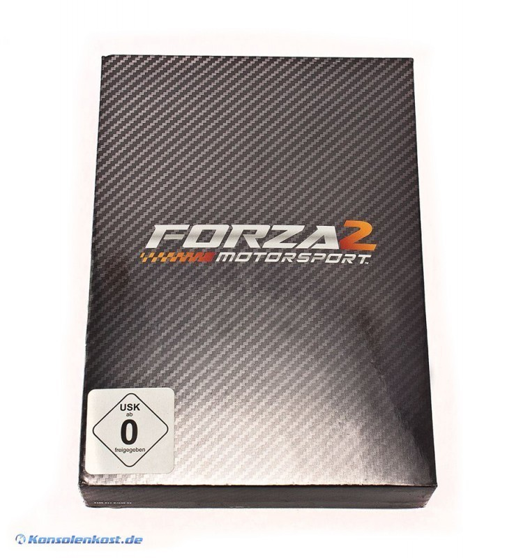 xbox 360 forza 2 motorsport limited collector 39 s edition. Black Bedroom Furniture Sets. Home Design Ideas