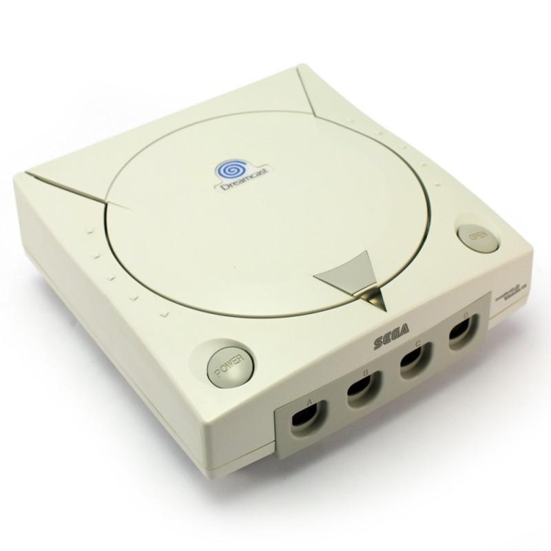 Dreamcast - Konsole (gebraucht) DEFEKT