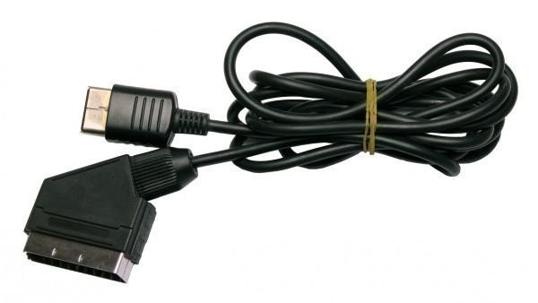 dreamcast original rgb scartkabel scart kabel sega gebraucht sega dreamcast zubeh r. Black Bedroom Furniture Sets. Home Design Ideas