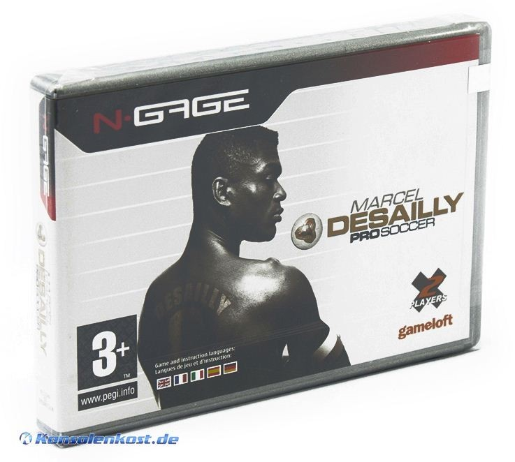 Gage - Marcel Desailly Pro Soccer