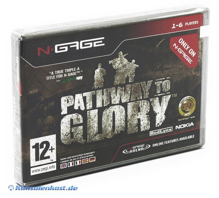 Gage - Pathway to Glory