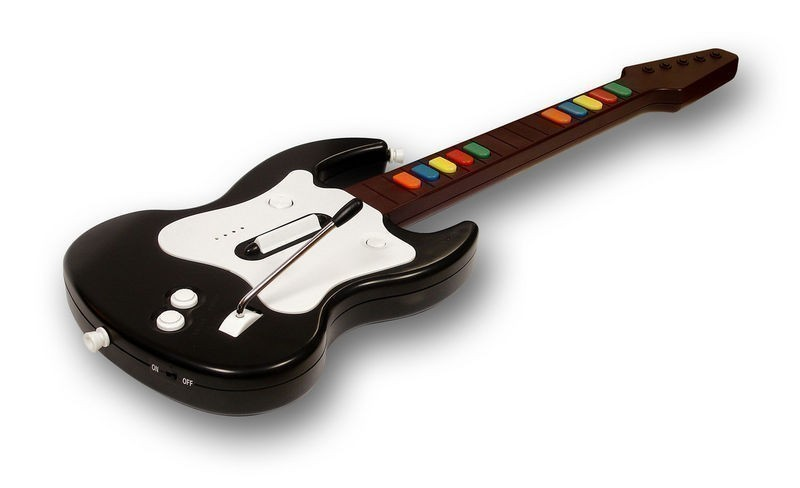 Wireless Rock Guitar