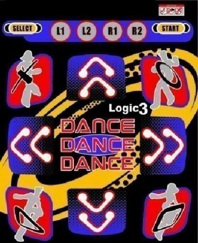 Ps1 Tanzmatte Dance Mat Logic 3 Mit Ovp Gebraucht