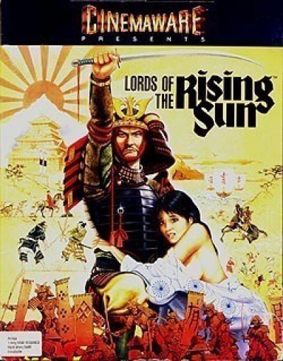 Amiga - Lords of the Rising Sun