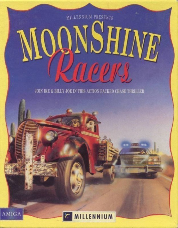 Amiga - Moonshine Racers