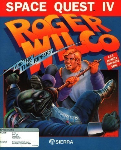 Amiga - Space Quest IV