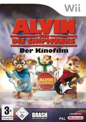 alvin und die chipmunks spiele