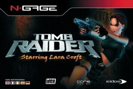Gage - Tomb Raider