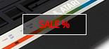 Atari Sale %