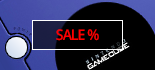 GameCube Sale %