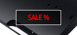 PS3 Sale %
