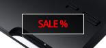 PS3 Sale %