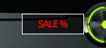 Xbox 360 Sale %