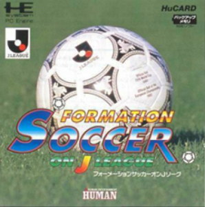 Formation Soccer on J League
