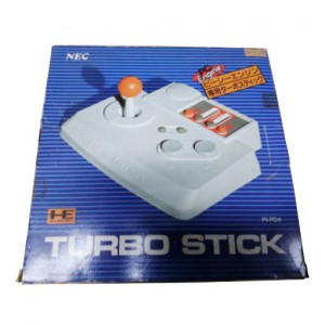 Arcade Stick / Turbo Stick #weiß [HEsystems]